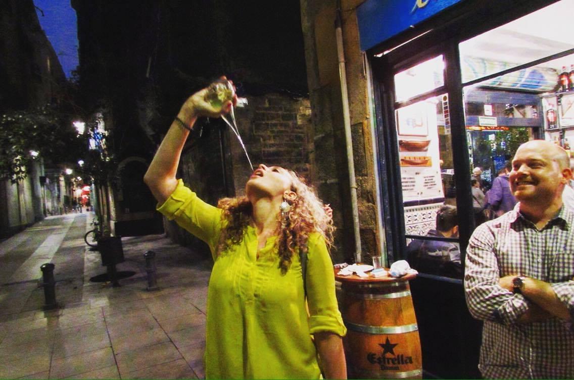 Marwa from Wanderbeak Walking Food Tours in Barcelona