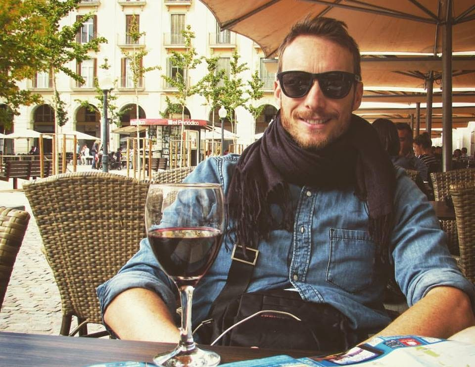 Ben Holbrook Barcelona Travel Blogger