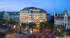 Majestic Hotel ~ Romance and luxury for couples on the trendy Passeig de Gracia in Barcelona Spain