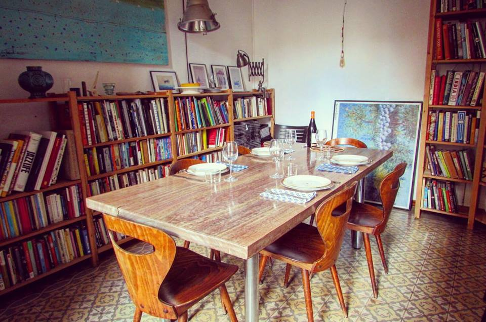 Sarah Stothar's Home Dining Experience - Barcelona Food Sherpa Market Tour and Home Dining Experience