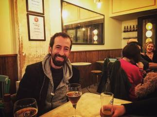 Friendly vibes at Barna-Brew, Sant Antoni, Barcelona Brewpub