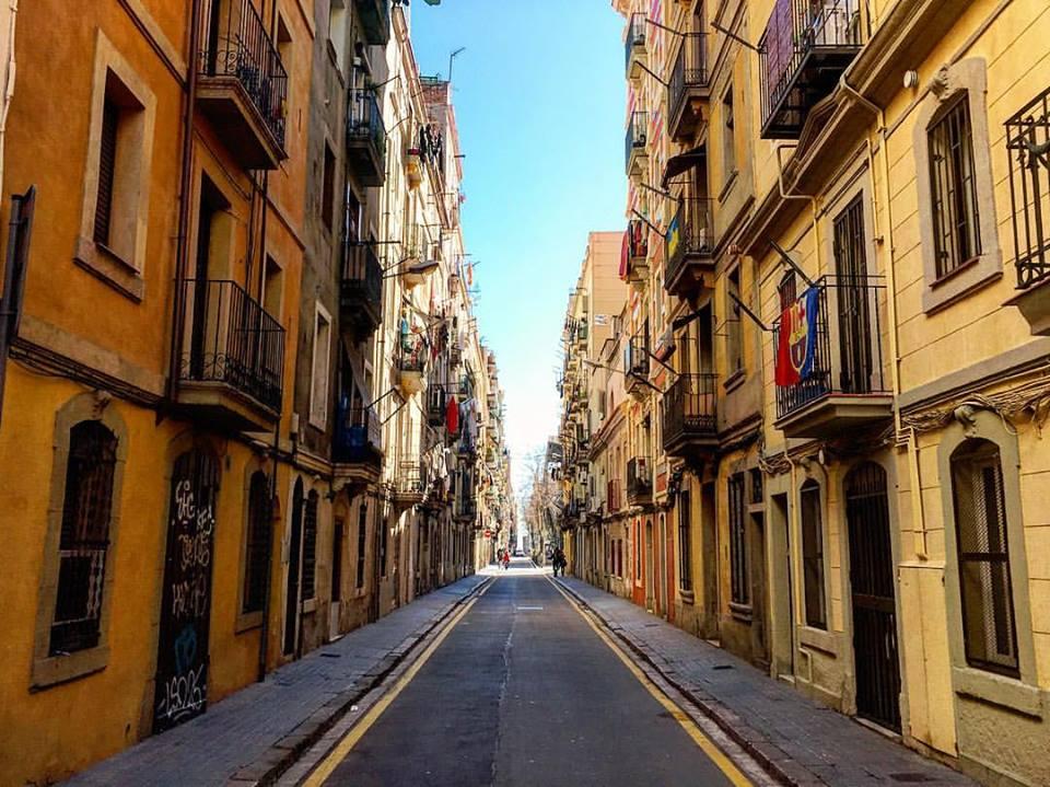 Barceloneta Backstreets - Barcelona's Old Fishermen's Quarter