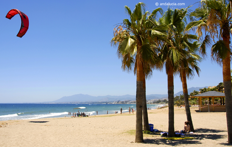 Pinillo Beach Marbella