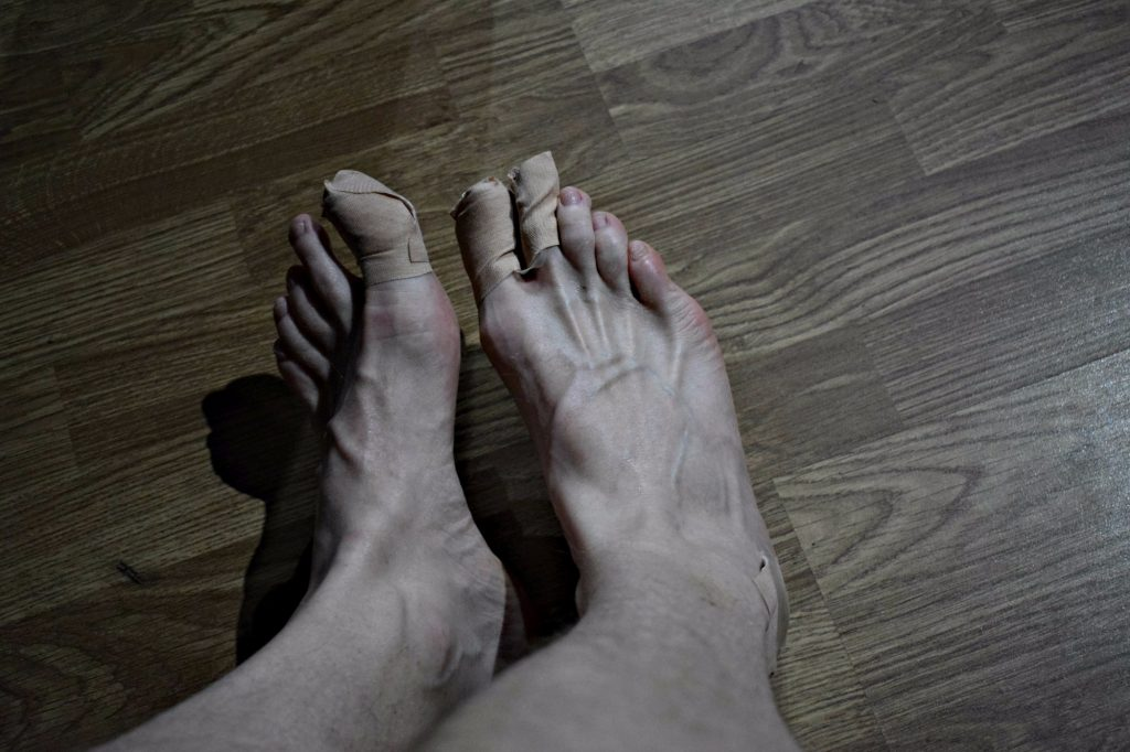 How to look after your feet when hiking the Camino de Santiago