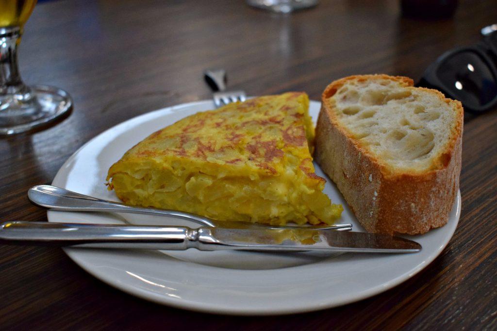 Spanish Tortilla Omelette