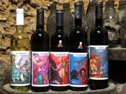 Wine tasting at Bodega Fabulista in Laguardia 3