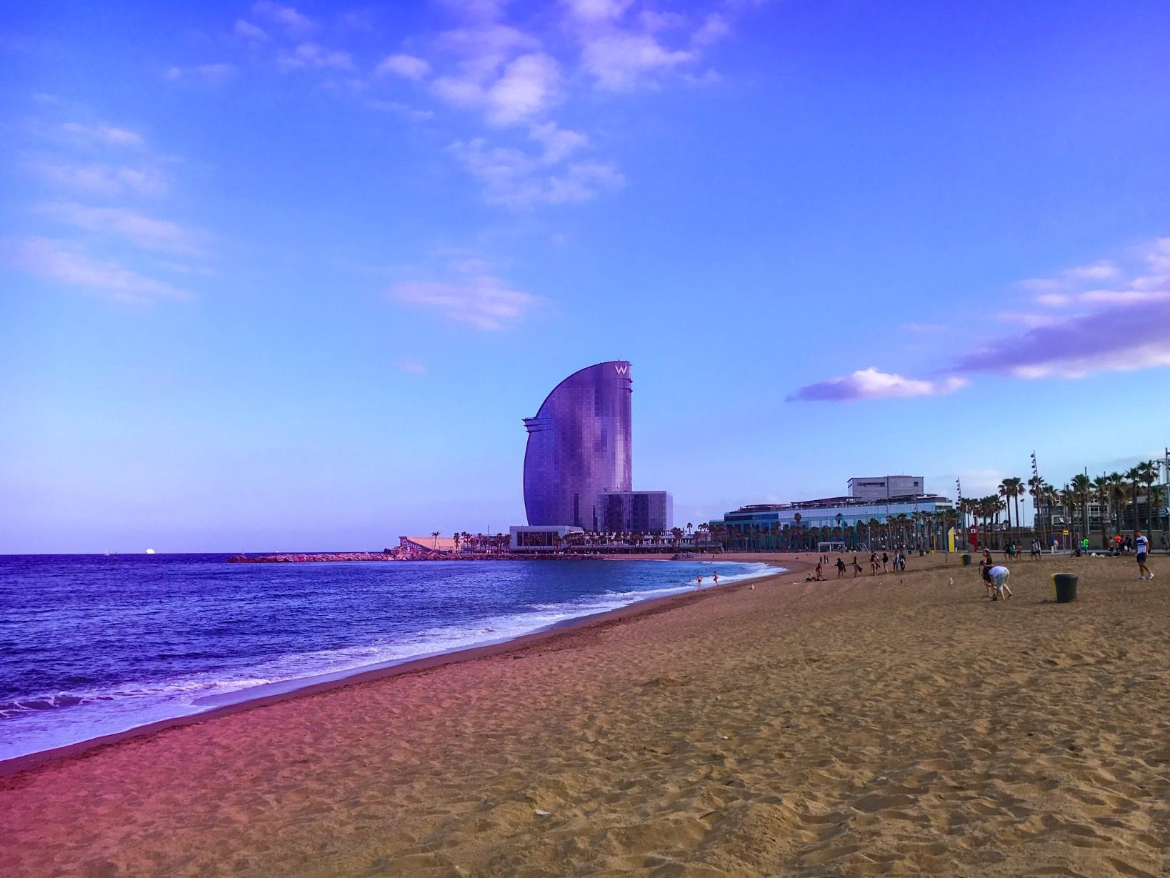 W Hotel Barceloneta Beach Barcelona