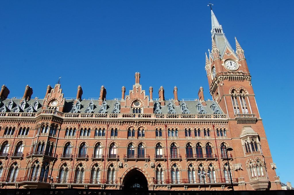 St Pancras Renaissance, London