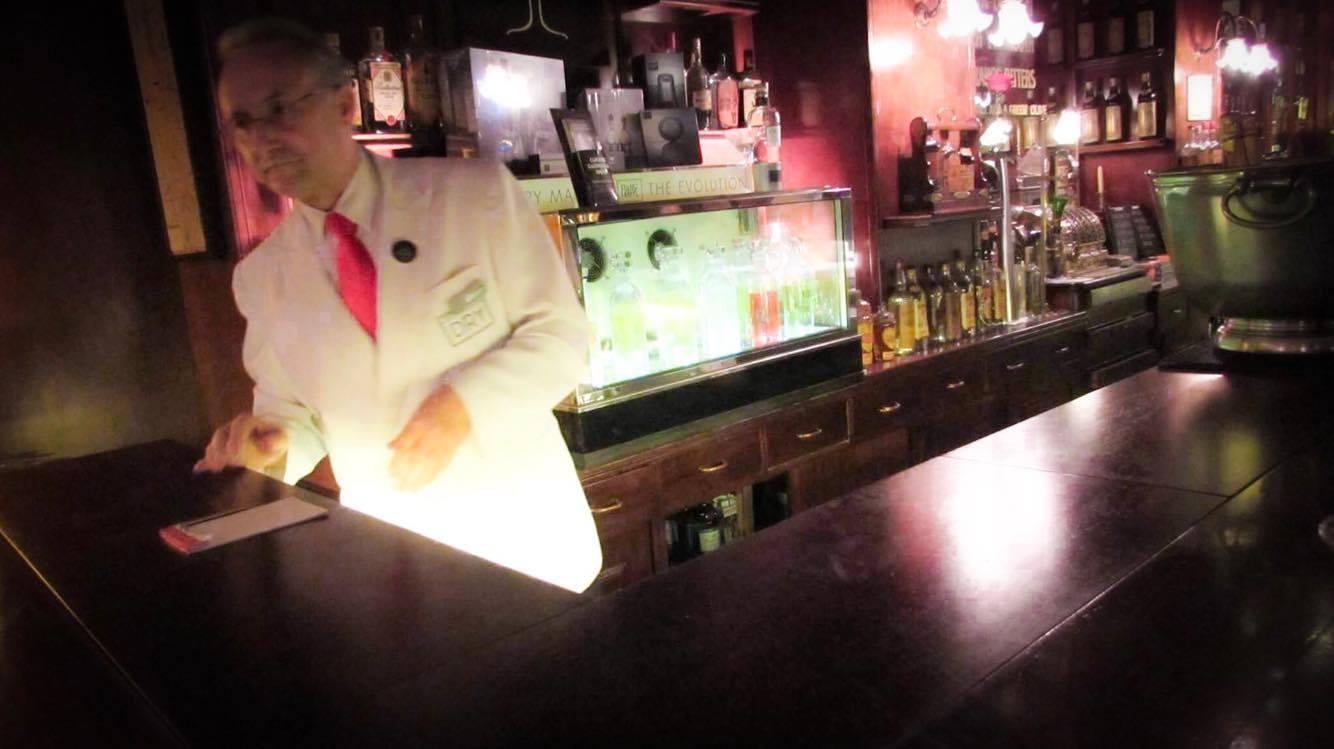 Dry Martini Cocktail Bar Barcelona - by Ben Holbrook