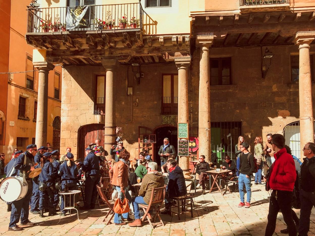 Tarragona Santa Tecla festival