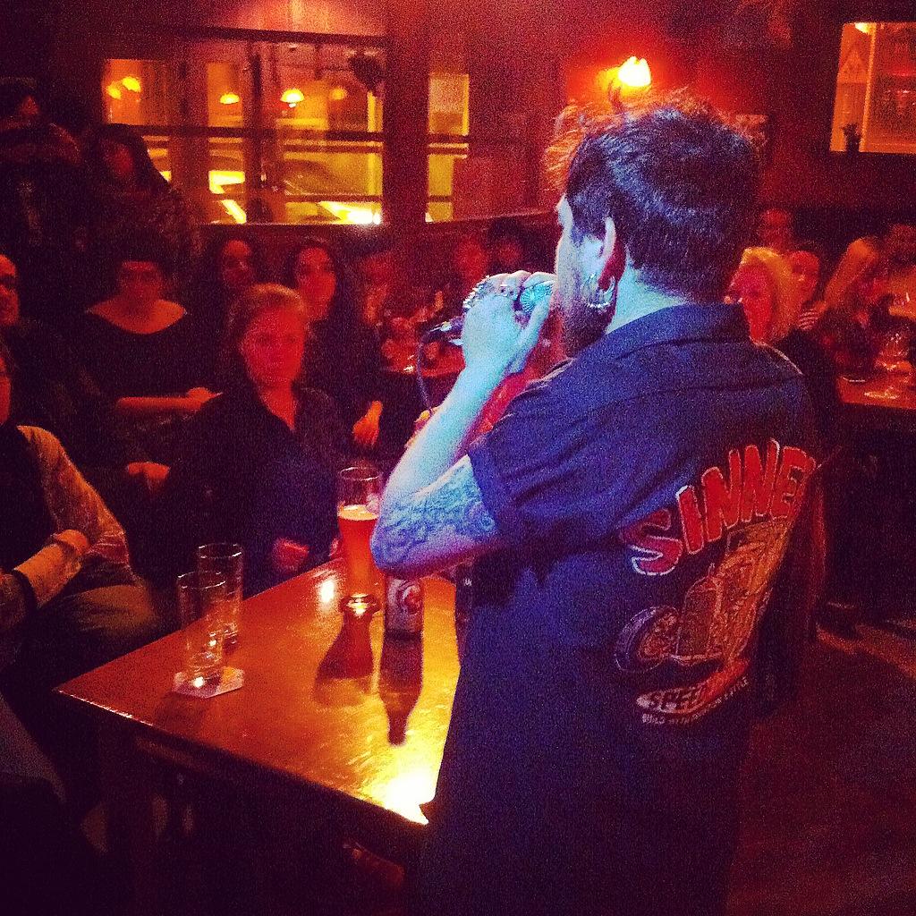 Honky Tonk Blues Bar, Sants, Barcelona