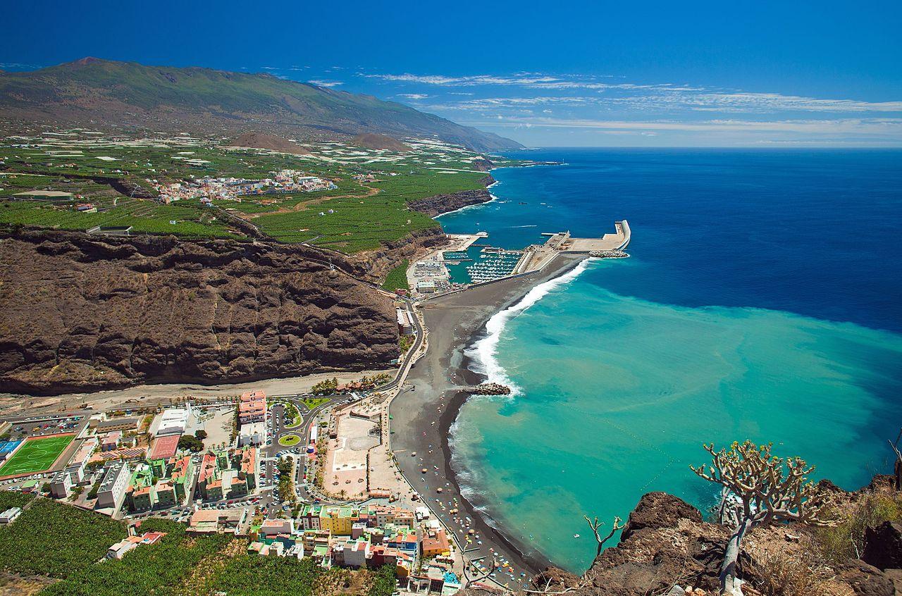 La Palma Canary Islands Winter Sun Destination