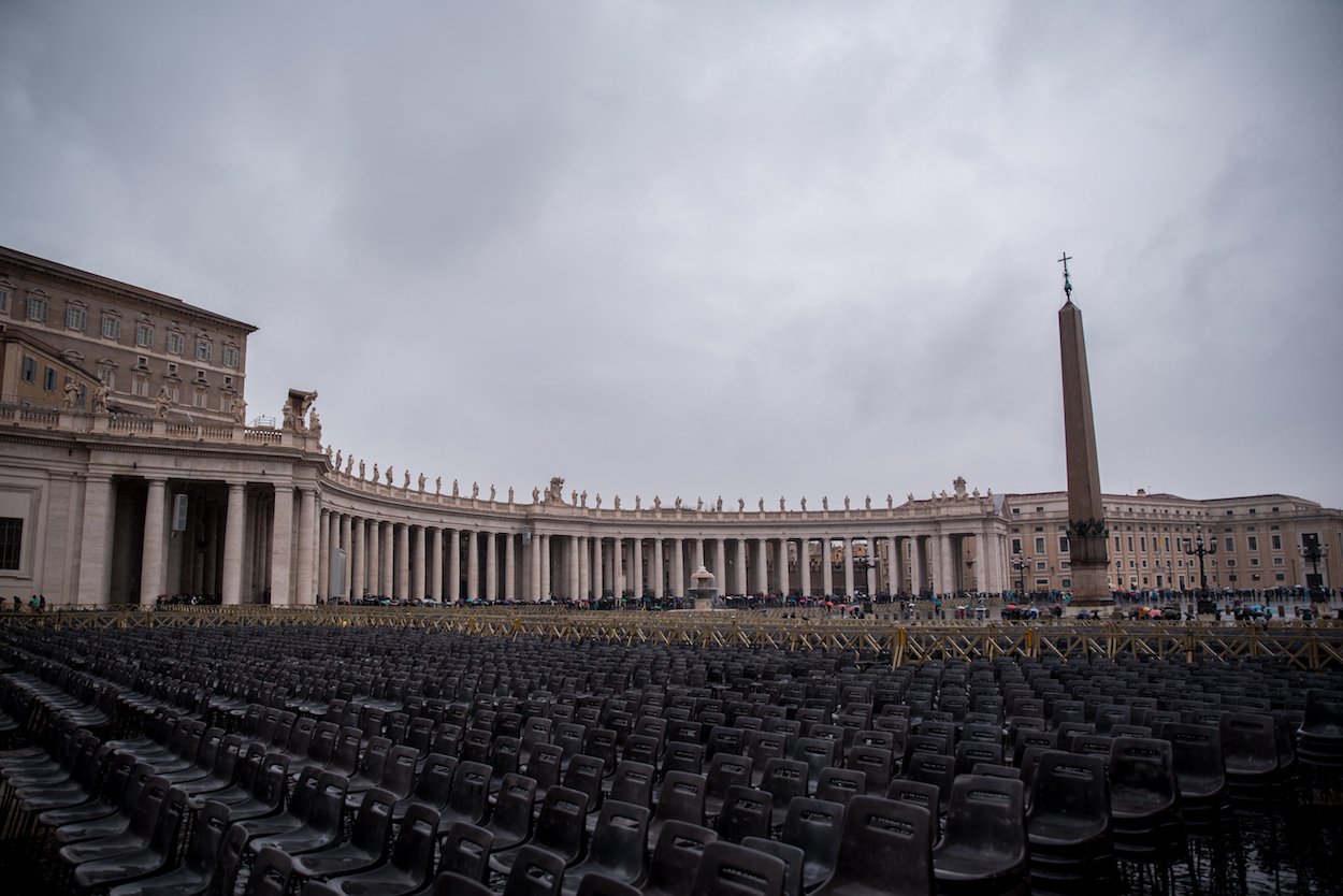 The Vatican Museums, Sistine Chapel and Saint Peter's Basilica