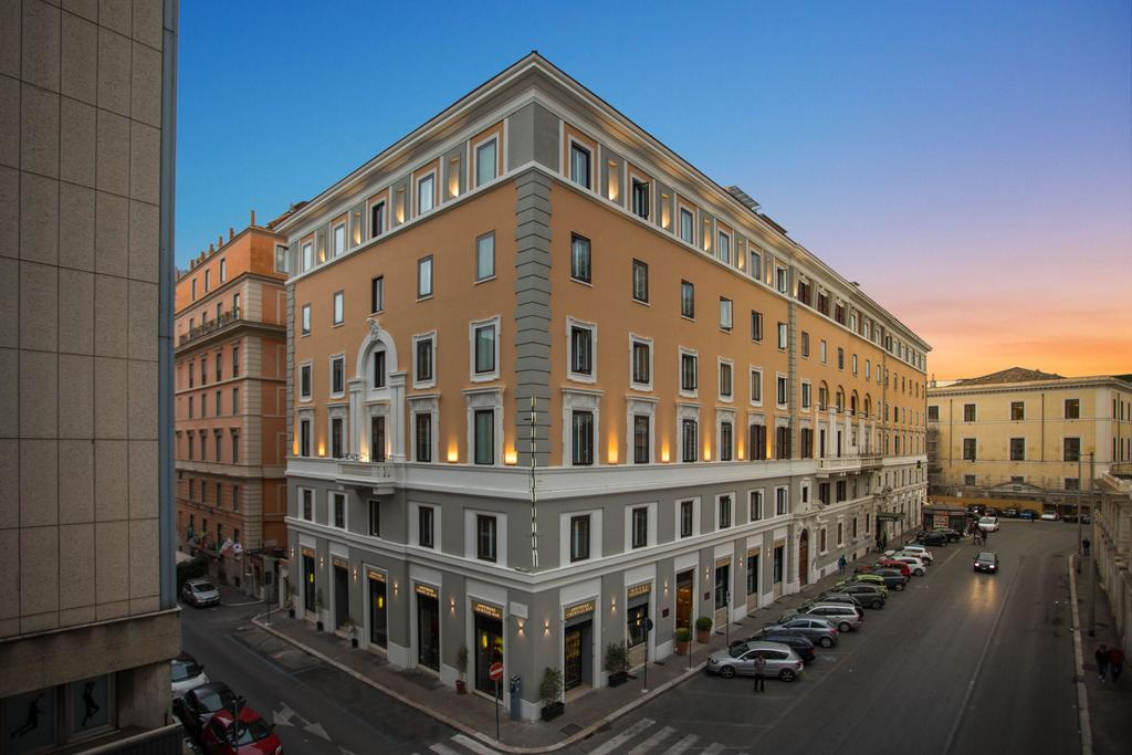 Welcome Piram Hotel (4*), Rome - Timeless Style in the Centro Storico