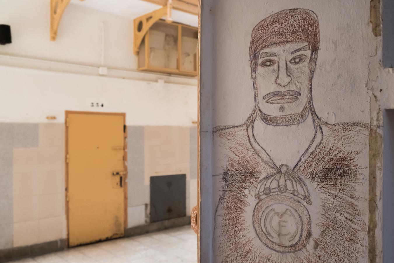 La Modelo Prison in Barcelona - Copyright Ben Holbrook 2018DSCF5737