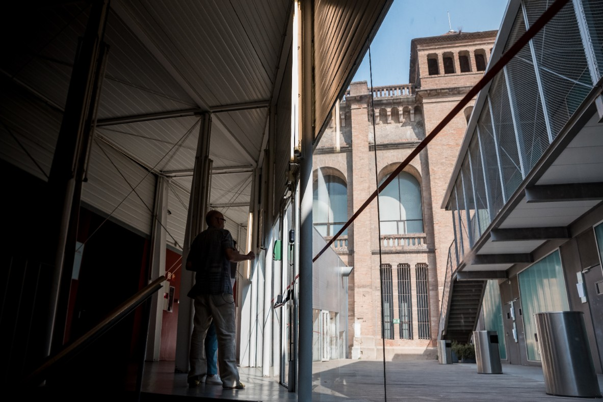 private architectural tours of Barcelona designed by Rafael Gómez-Moriana from Food Lovers Company Barcelona.