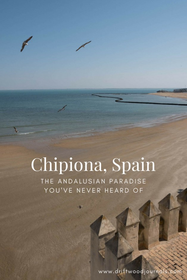 Chipiona Travel Blog by Ben Holbrook from DriftwoodJournals.com