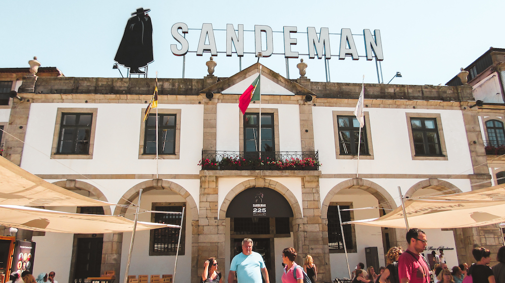 Sandeman Winery, Porto - Where to drink Port in Porto, PortugalWhere to drink Port in Porto, Portugal