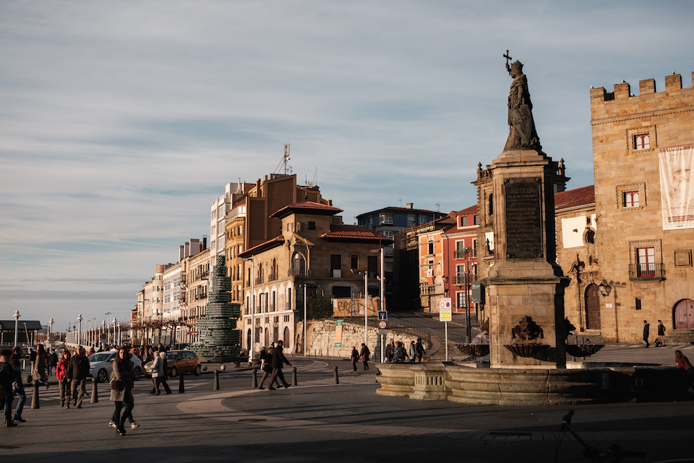 Gijon, Asturias Travel Blog by Ben Holbrook / DriftwoodJournals.com