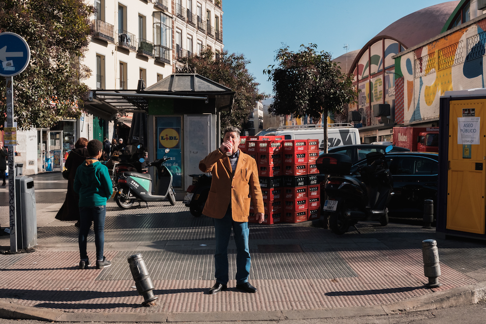 La Latina, Madrid Street Photography Essay - by Ben Holbrook DriftwoodJournals.com-9198