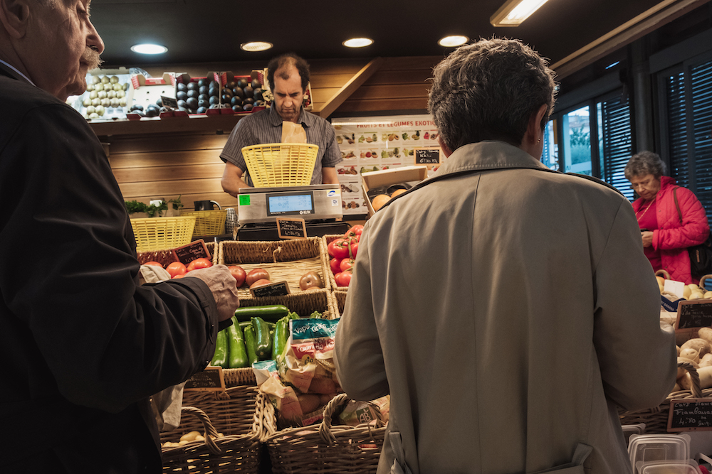 Les Halles Castellane Market, Montpellier, South of France Travel Blog Guide and Photography by Ben Holbrook from DriftwoodJournals.com (Copyright Ben Holbrook 2019 onwards)14