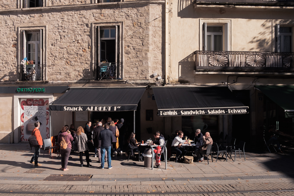 Lunch in Montpellier, South of France Travel Blog Guide and Photography by Ben Holbrook from DriftwoodJournals.com (Copyright Ben Holbrook 2019 onwards)8