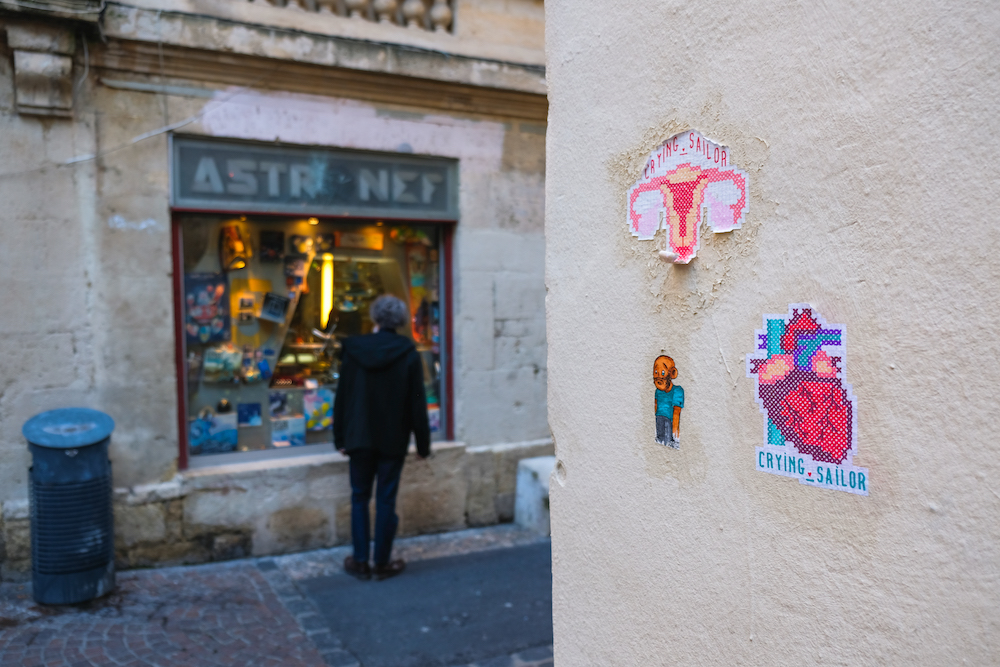 Street Art, Montpellier Travel Guide Blog and Photography by Ben Holbrook from DriftwoodJournals.com-5580