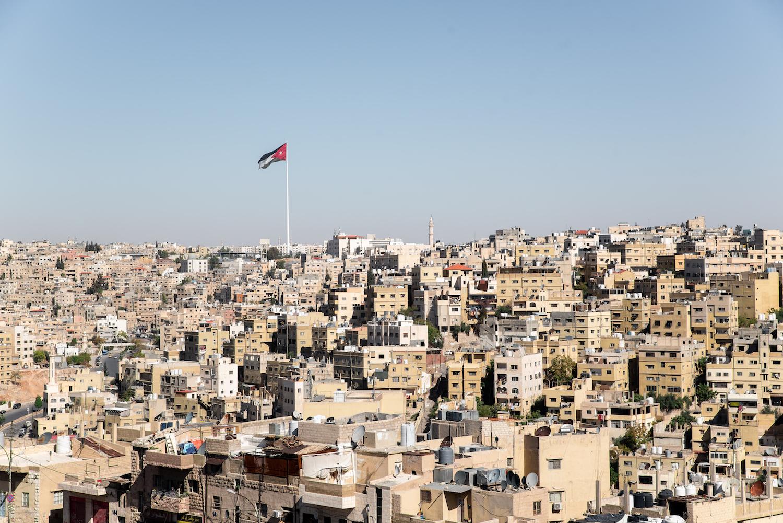 Amman – Jordan's Capital, by Ben Holbrook from DriftwoodJournals.com