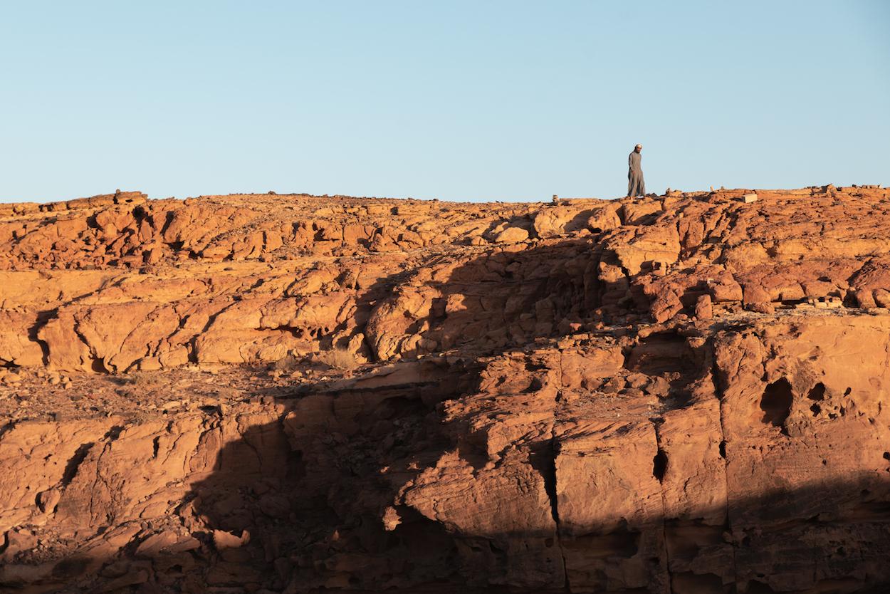 Wadi Rum Desert Walk