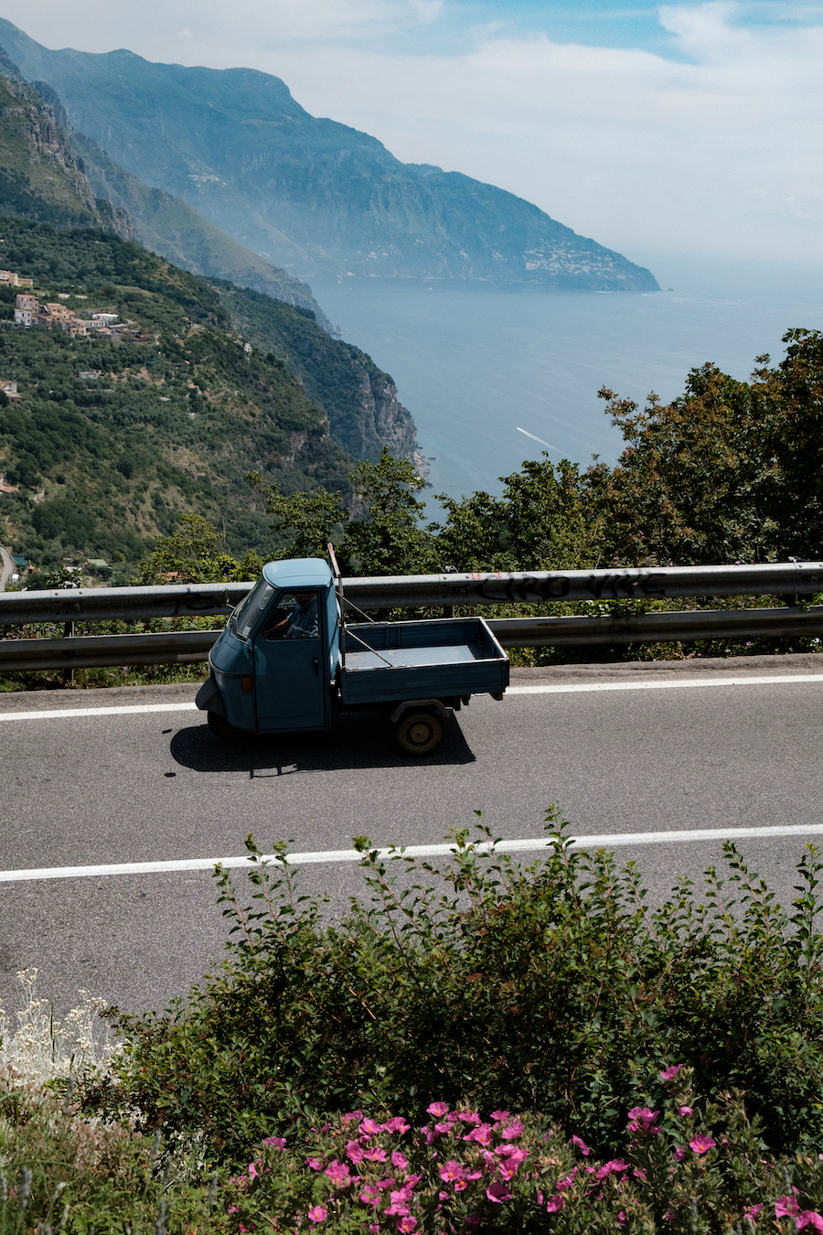 Amalfi Coast - by Ben Holbrook