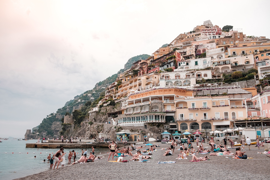Positano - by Ben Holbrook 2