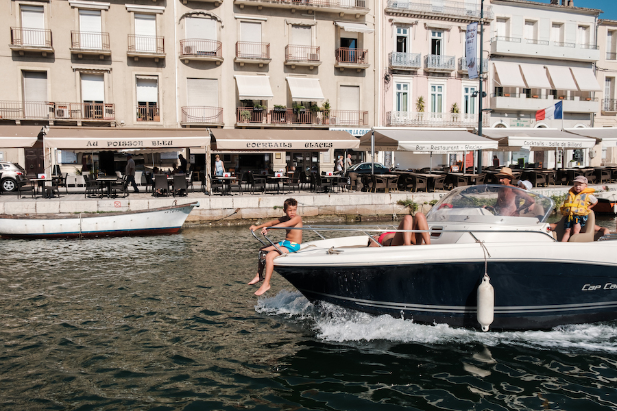 The Canals of Sete, Southern France ~ By Ben Holbrook from DriftwoodJournals.com36