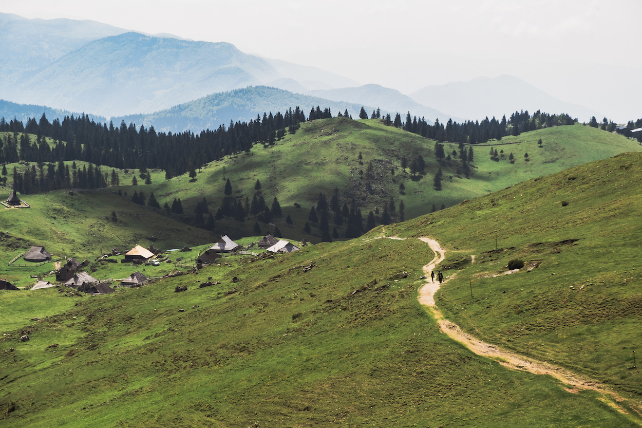 Velika Planina, Slovenia Travel Photography by Ben Holbrook from DriftwoodJournals.com-7790