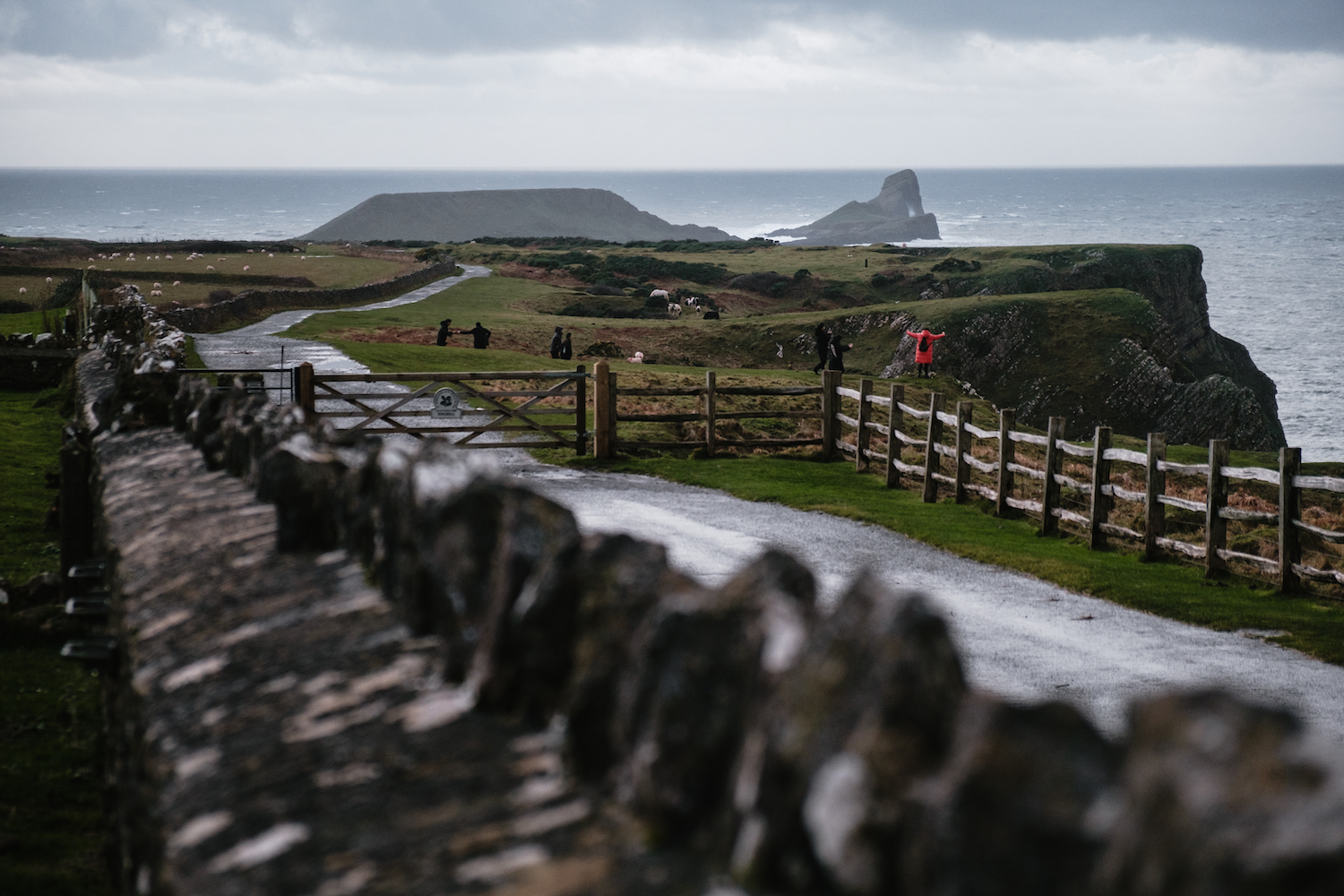 Rhossili Wales, UK - Travel Photography by Ben Holbrook from DriftwoodJournals.com-7447