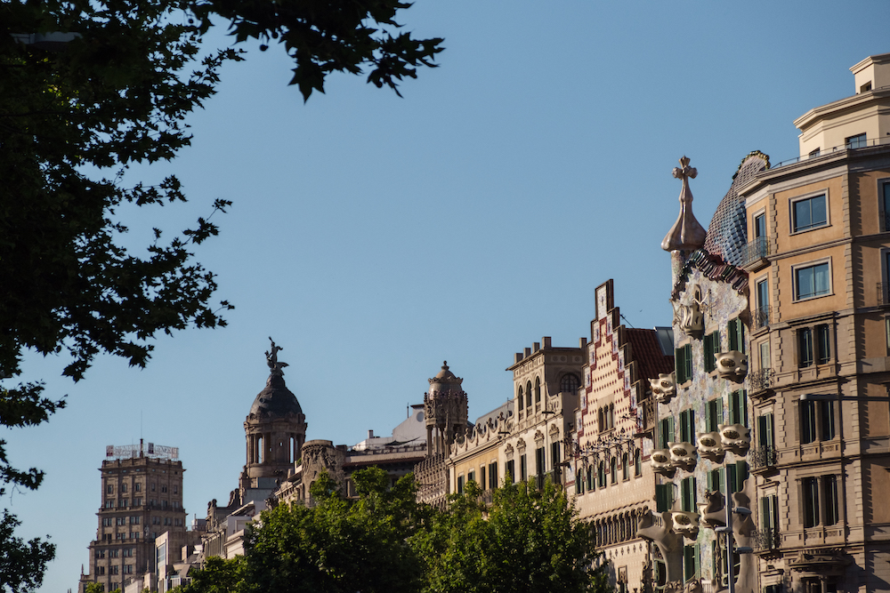 Eixample, Barcelona - Travel and Street Photography by Ben Holbrook from DriftwoodJournals.com7