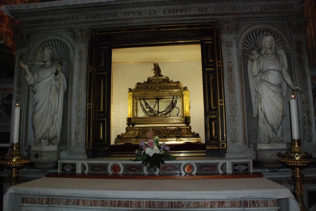 Le_catene_di_San_Pietro_in_Vincoli Rome