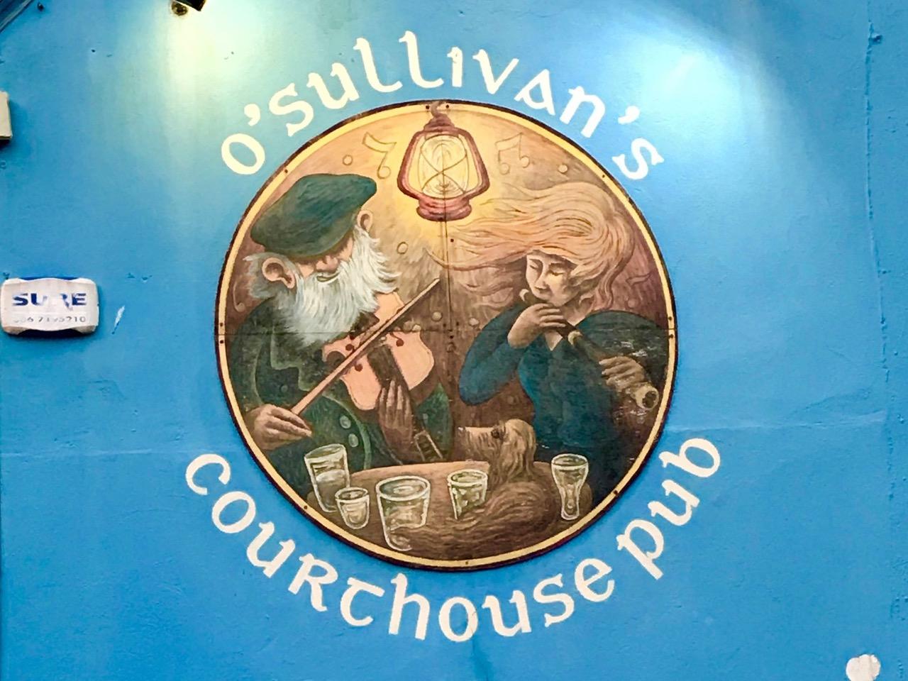 O'Sullivans CourthousePub – Dingle, Ireland