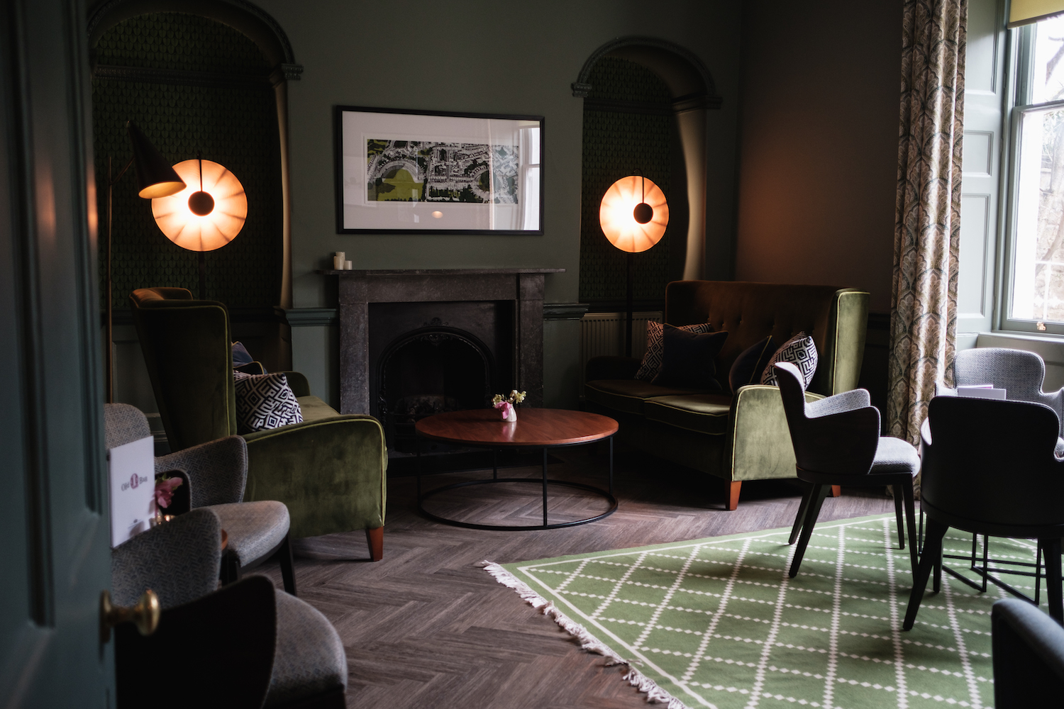 Queensbury Hotel, Bath, England by Ben Holbrook from DriftwoodJournals.com-13