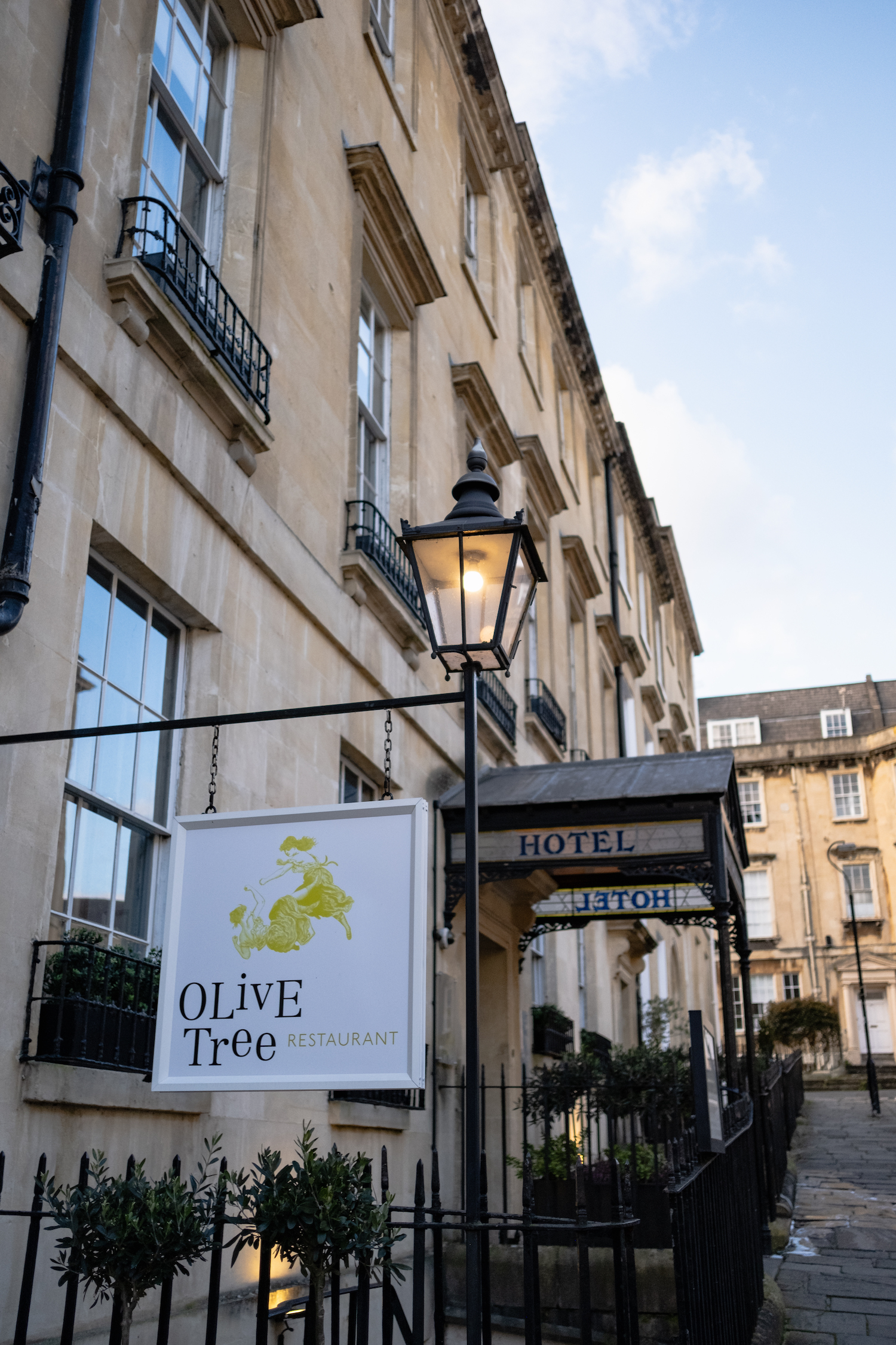 Olive Tree Michelin Starred Restaurant in Bath, England - Queensberry Hotel, Bath, England - by Ben Holbrook from DriftwoodJournals.com-50