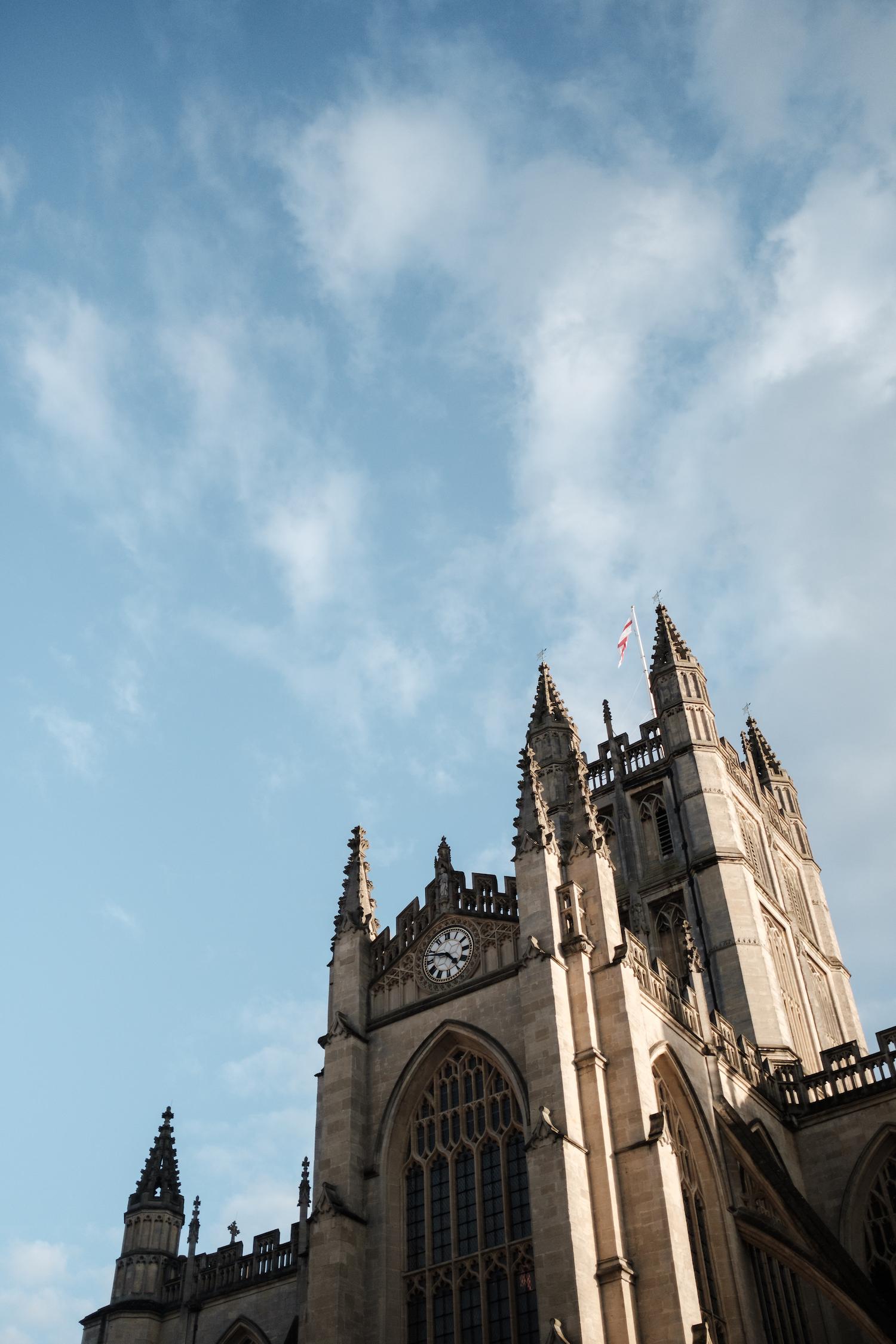 Bath Abbey, Bath, England - by Ben Holbrook from DriftwoodJournals.com-51