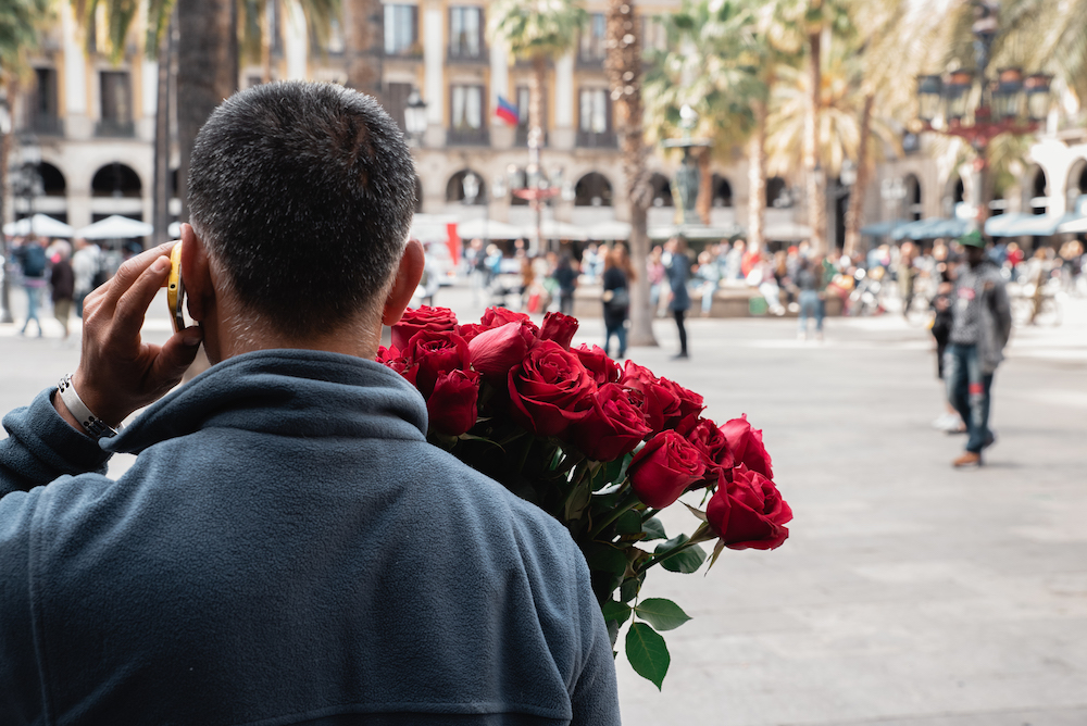 Placa Reial, Barcelona, Spain - by Ben Holbrook from DriftwoodJournals.com-8
