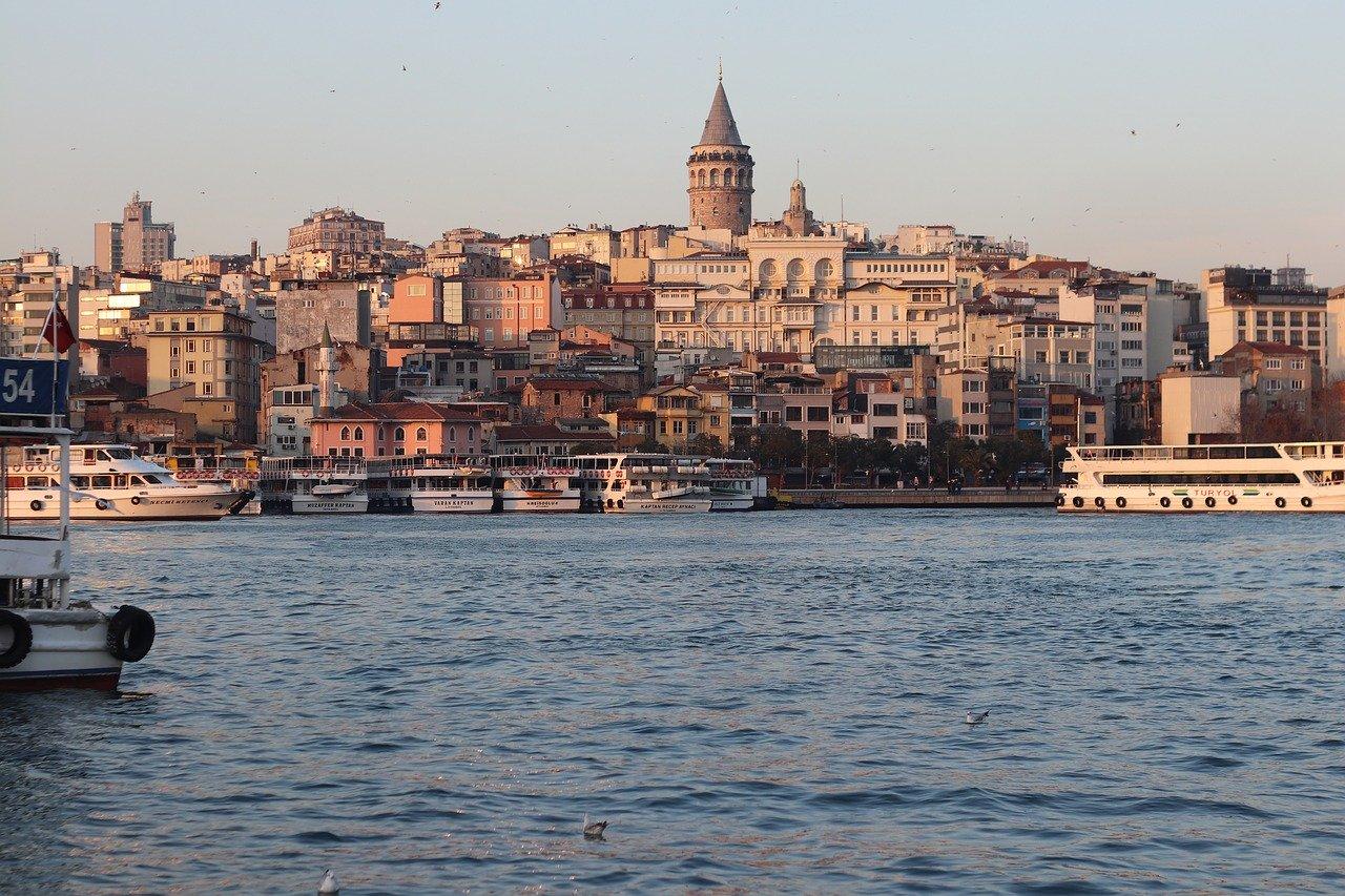 Visit Galata Turkey