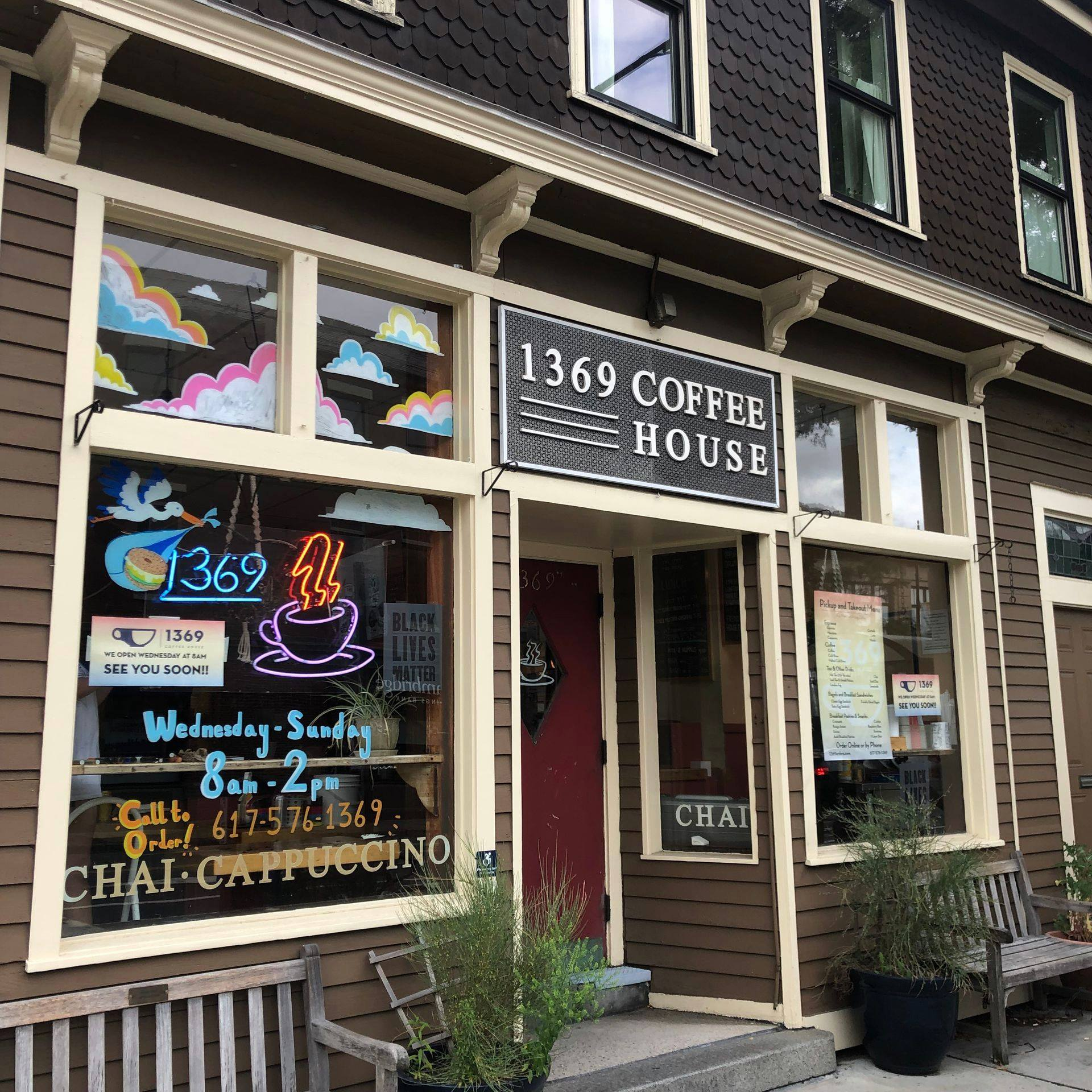 1369 Coffee House –Boston, Massachusetts