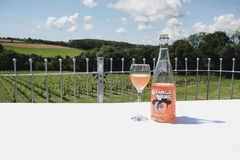 Orange Wine by Ancre Hill Estates, 2018