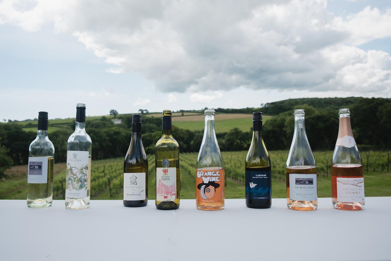 Welsh Wine Week - Ben Holbrook