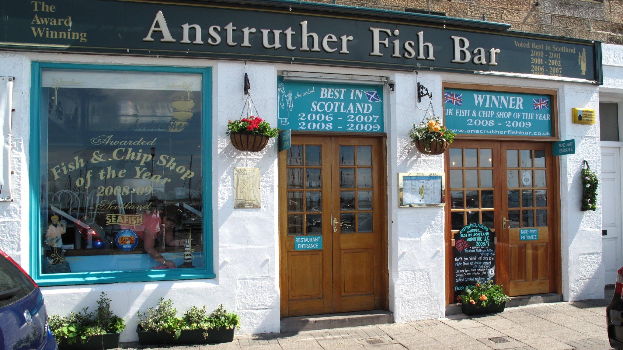 Anstruther Fish Bar, Fife