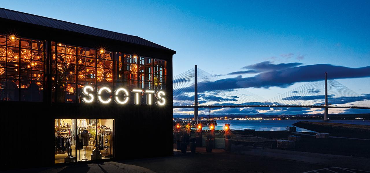 Scott Bar & Restaurant, South Queensferry