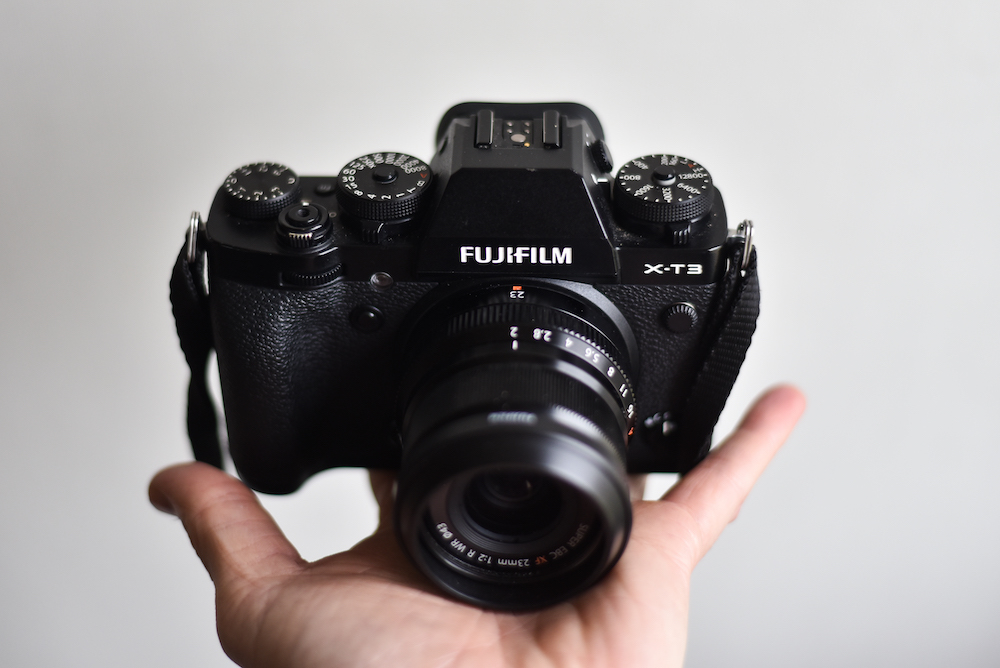 Fuji XT3 with Fujinon 23mm f2 Camera Setup and Photos Samples by Ben Holbrook from DriftwoodJournals.com