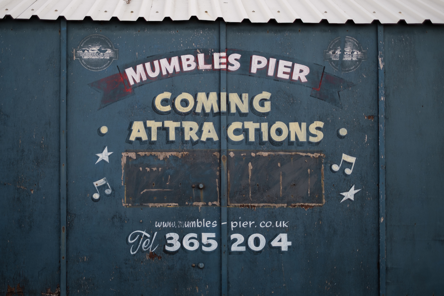 Mumbles Pier, Swansea - Documentary Photo by Ben Holbrook from DriftwoodJournals.com-34