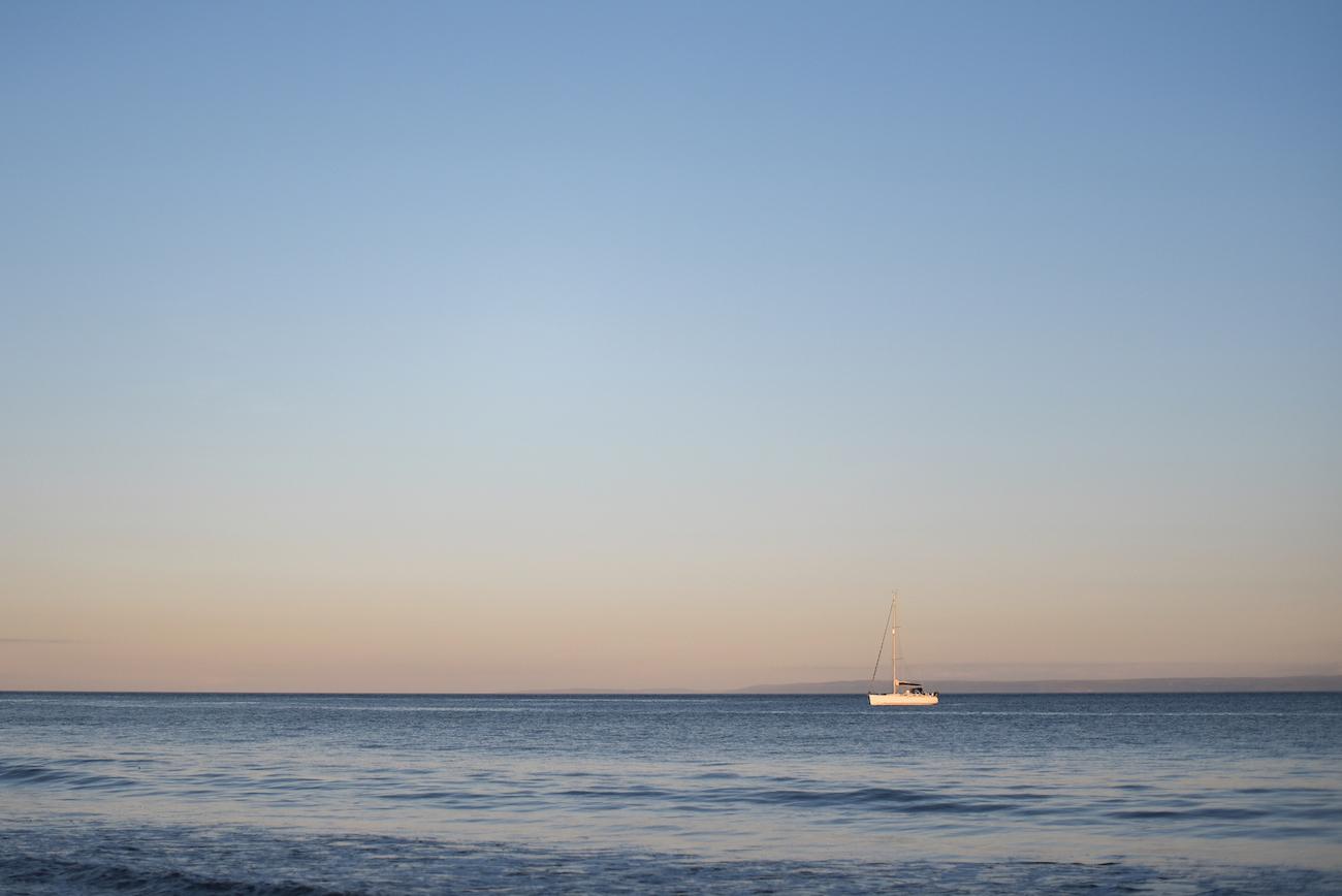 Horton Beach, Gower Peninsula, Swansea - by Ben Holbrook from DriftwoodJournals.com5
